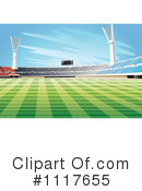 Stadium Clipart #1117655 by Graphics RF