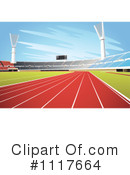 Stadium Clipart #1117664 by Graphics RF
