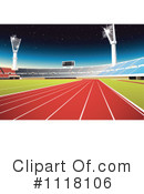 Stadium Clipart #1118106 by Graphics RF