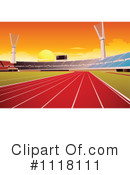 Stadium Clipart #1118111 by Graphics RF