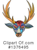 Stag Clipart #1376495