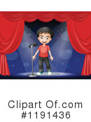 Stage Clipart #1191436 by Graphics RF