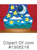 Stage Clipart #1305218 by visekart