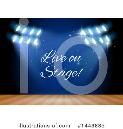Concert Clipart #1446885 by Graphics RF