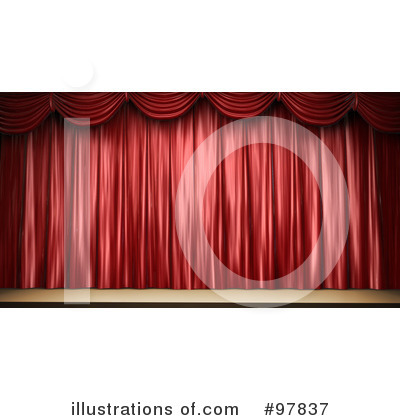 Drapes Clipart #97837 by Mopic