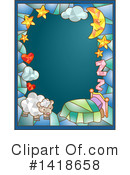 Stained Glass Clipart #1418658 by BNP Design Studio