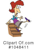 Stairs Clipart #1048411 by toonaday