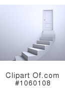 Royalty-Free (RF) Stairs Clipart Illustration #1060108