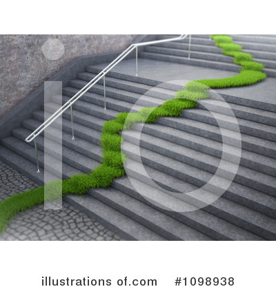 Stairs Clipart #1098938 by Mopic