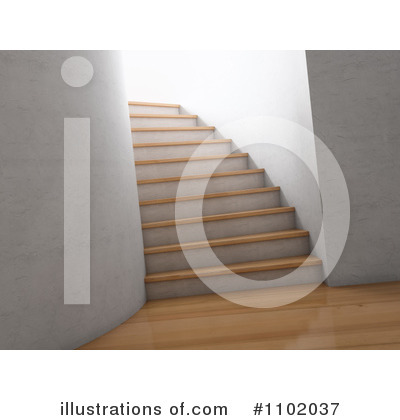 Stairs Clipart #1102037 by Mopic