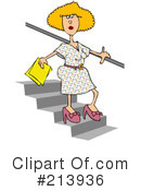 Stairs Clipart #213936 by djart