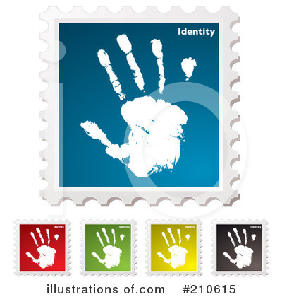 Stamps Clipart #210615 by michaeltravers
