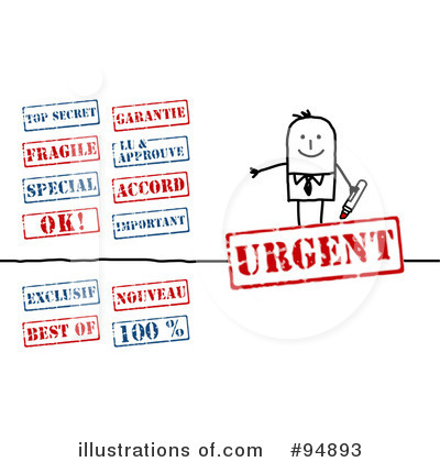 Stamps Clipart #94893 by NL shop