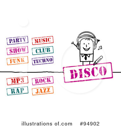 Stamps Clipart #94902 by NL shop