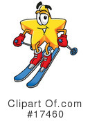 Star Character Clipart #17460