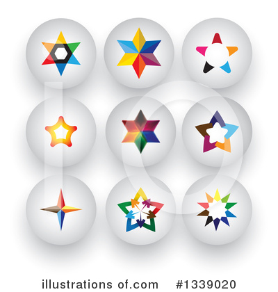 Star Clipart #1339020 by ColorMagic