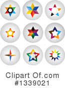 Star Clipart #1339021 by ColorMagic