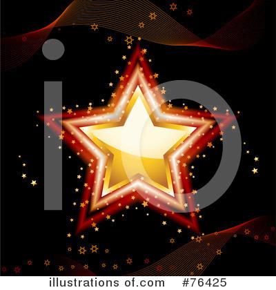 gold star clipart. Star Clipart #76425 by Elaine