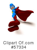Star Superhero Character Clipart #57334 by Julos