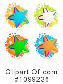 Stars Clipart #1099236 by merlinul