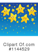 Royalty-Free (RF) Stars Clipart Illustration #1144529