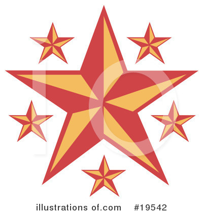 Stars Clipart #19542 by Andy Nortnik