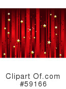 Royalty-Free (RF) Stars Clipart Illustration #59166