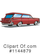 Royalty-Free (RF) Station Wagon Clipart Illustration #1144879