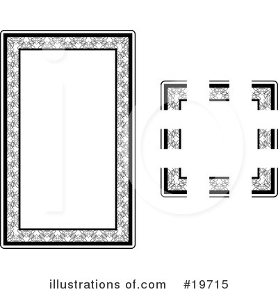 Frame Clipart #19715 by AtStockIllustration