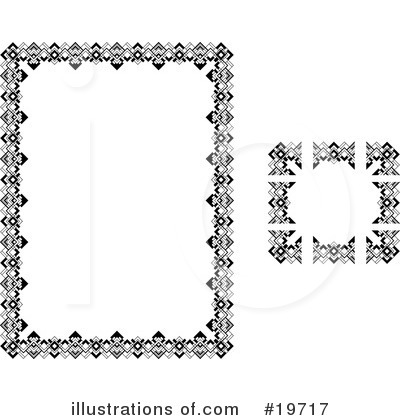 Frame Clipart #19717 by AtStockIllustration