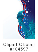 Statue Of Liberty Clipart #104597