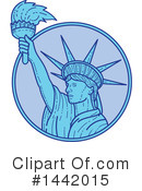 Statue Of Liberty Clipart #1442015