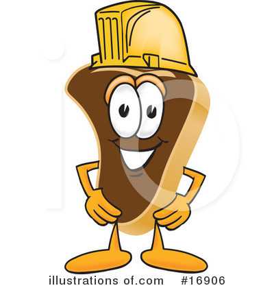 Hard Hat Clipart #16906 by Toons4Biz