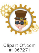 Steampunk Clipart #1067271 by mheld