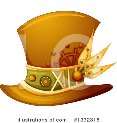 Steampunk Clipart #1332318 by BNP Design Studio
