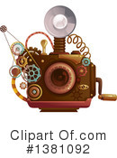 Royalty-Free (RF) Steampunk Clipart Illustration #1381092