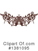 Steampunk Clipart #1381095 by BNP Design Studio