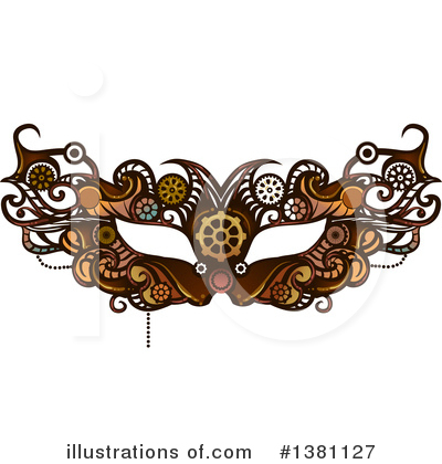 Steampunk Clipart #1381127 by BNP Design Studio