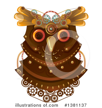 Owl Clipart #1381137 by BNP Design Studio