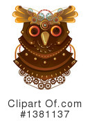 Royalty-Free (RF) Steampunk Clipart Illustration #1381137