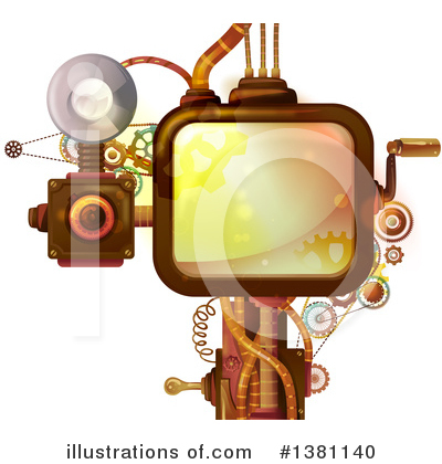 Screen Clipart #1381140 by BNP Design Studio
