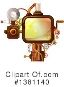 Royalty-Free (RF) Steampunk Clipart Illustration #1381140