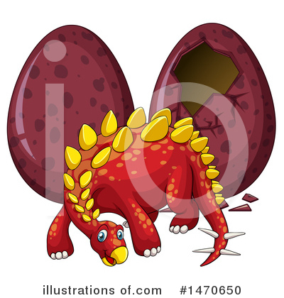 Stegosaurus Clipart #1470650 by Graphics RF