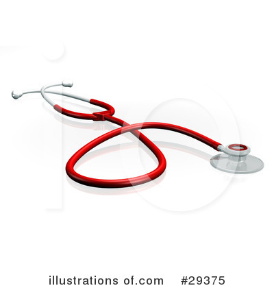 Stethoscope Clipart #29375 by Frog974