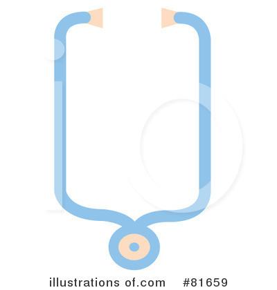 Listen Clip Art Stethoscope Border Clip Art