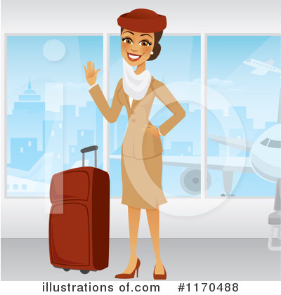 Travel Clipart #1170488 by Amanda Kate