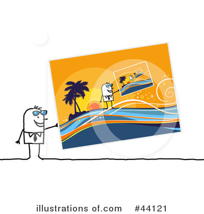 Vacation Clipart #44121 by NL shop