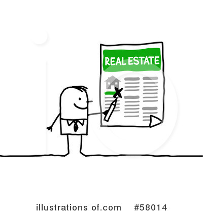 Real Estate Clipart #58014 by NL shop