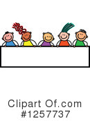 Stick Children Clipart #1257737 by Prawny