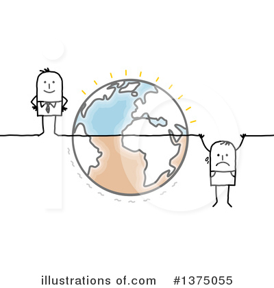Globe Clipart #1375055 by NL shop